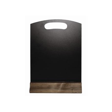 Olympia Wooden Table Top Blackboard 315 x 212mm