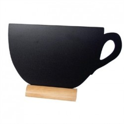 Securit Mini Cup Shaped Blackboard