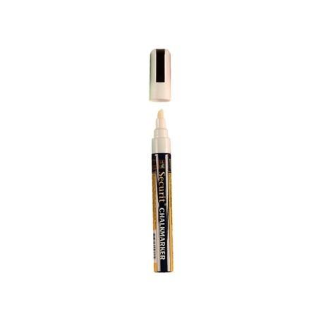 Chalkboard White Marker Pen 6mm Line