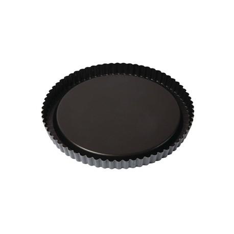 Non-Stick Fluted Flan Tin 25cm