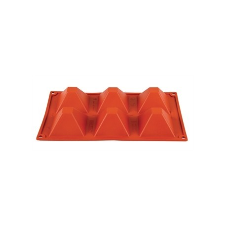 Formaflex Silicone 6 Pyramid Mould