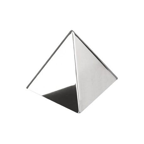 Vogue Pyramid Mould Large 8.7cm