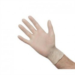 Powder Free Latex Gloves M