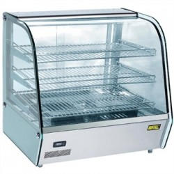 Buffalo Heated Display Merchandiser 120Ltr