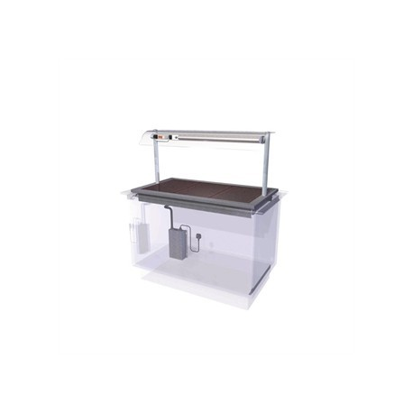 Designline Drop In Ceran Glass Hotplate HP3