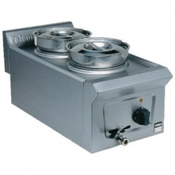 Falcon Pro-Lite Two Pot Bain Marie LD34