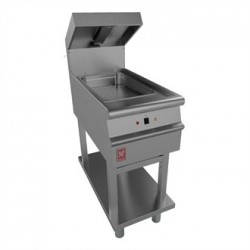 Falcon Dominator Plus Chip Scuttle on Fixed Stand E3405