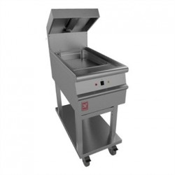 Falcon Dominator Plus Chip Scuttle on Mobile Stand E3405