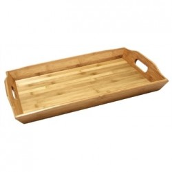 Olympia Bamboo Butlers Tray 15 x 23 in
