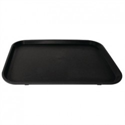 Kristallon Non slip Tray Black 12 x 16 in