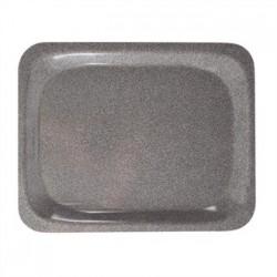 Cambro Ultimate Tray 9.25 x 12.75 in Granite