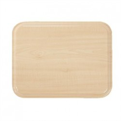 Cambro Ultimate Tray 14.2 x 18.1 in Birch