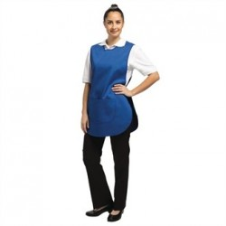 Tabard With Pocket Royal Blue Small