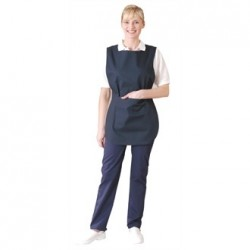 Tabard With Pocket Navy Blue Large