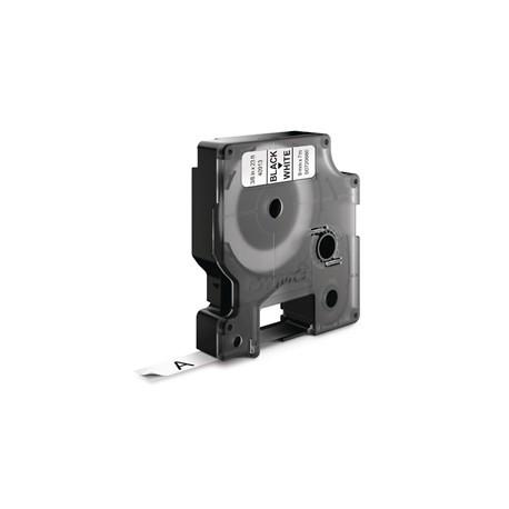 DYMO D1 Tape Refill 9mm Black on White