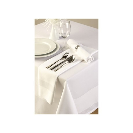 Satin Band Tablecloth 70 x 108in