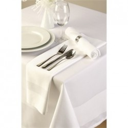 Satin Band Tablecloth 90in