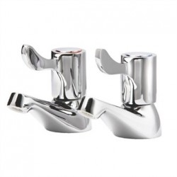 Vogue Lever Basin Taps