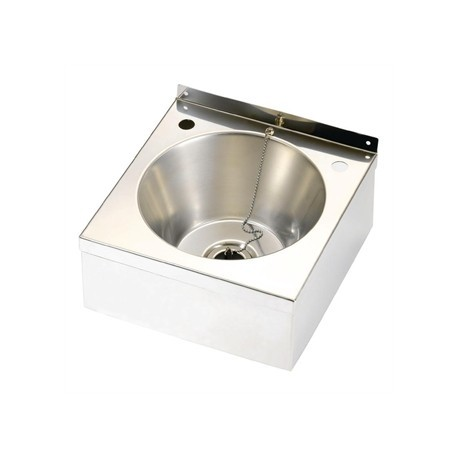 Franke Sissons Stainless Steel Wash Basin with Waste Kit 290x290x157mm