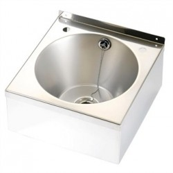 Franke Sissons Stainless Steel Wash Basin with Waste Kit 345x340x185mm