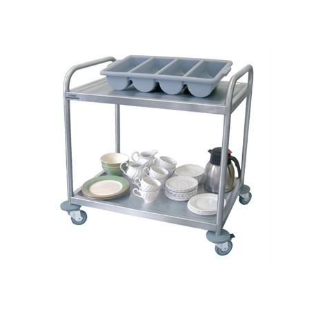 Craven 2 Tier Serving Trolley