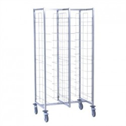 Tournus Self Clearing Trolley 24 Levels