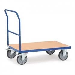 Platform Trolley Open End 500kg