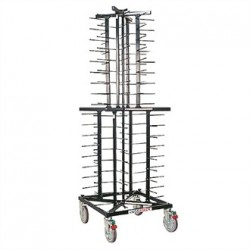 Jackstack Charged Plate Storage 72 Plates