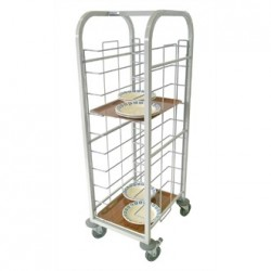 Craven Steel Self Clearing Trolley Single