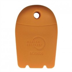 Mercer Culinary Horseshoe Arch Silicone Plating Wedge 4mm