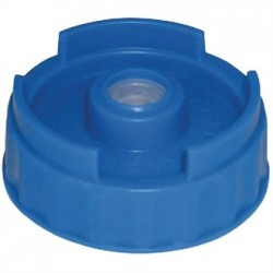 Large Valve Bottom Dispensing Cap For FIFO Bottles