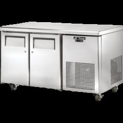 True TGU-2F Gastronorm Counter Freezer