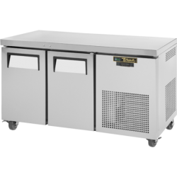 True TGU-2-HC Gastronorm Counter Refrigerator
