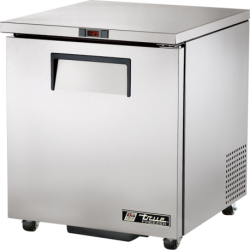True TUC-27F-HC Undercounter Freezer
