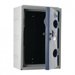 Extreme Plastic Single Door Locker Camlock Blue 450mm