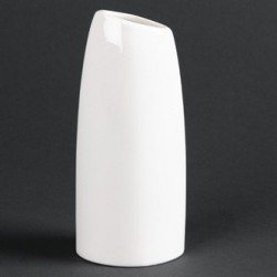 Lumina Fine China Oval Bud Vase