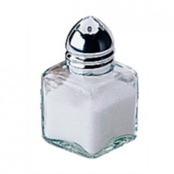 Room Service Salt and Pepper Shaker