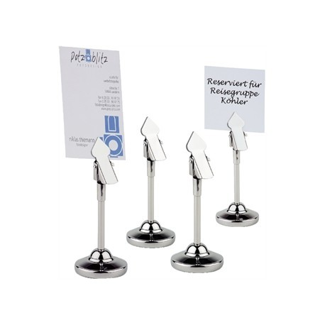 Table Number Stands 105mm