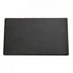 APS 1/1GN Slate Melamine Platter