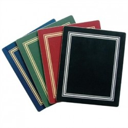 Melamine Black and Silver Placemat