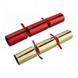 Fiesta Christmas Crackers Red and Gold