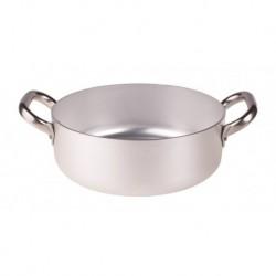 Agnelli Professional Aluminium 3mm - Casserole Pot
