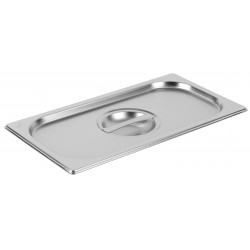 Nella 1/6 Gastronorm Lid Stainless Steel