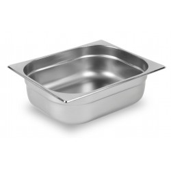 Nella 1/2 H100 Gastronorm Pan Stainless Steel