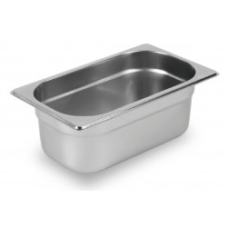 Nella 1/3 H100 Gastronorm Pan Stainless Steel