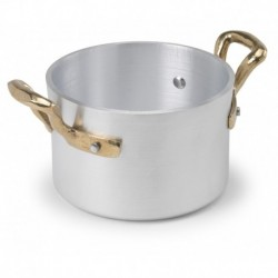 Agnelli Two Handle High Little Saucepot. 1932 Collection  10cm
