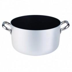 Agnelli Saucepot. 2 S/S Handles. 3Mm Thick .24 cm