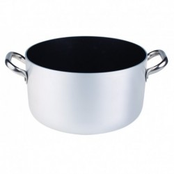 Agnelli Saucepot. 2 S/S Handles. 3Mm Thick .28 cm