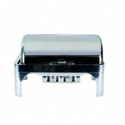 Agnelli Roll Top Chafing Dish Gel Fire 64,2 X47X H.42 cm