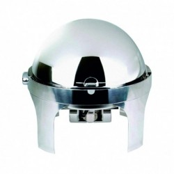 Agnelli Round Roll Top Chafing Dish .42Xh.32,5 cm